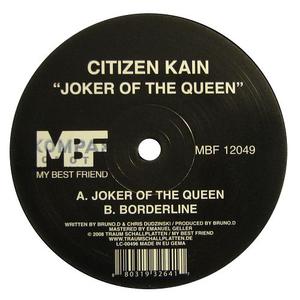 Joker Of The Queen