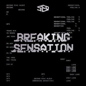 SF9 2nd Mini Album [Breaking Sensation]
