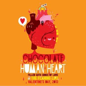 Chocolate Human Heart (Filled With Songs Of Love)