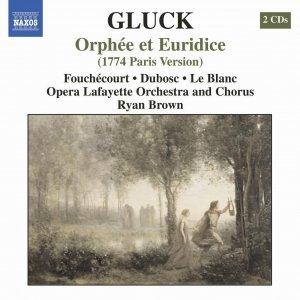 GLUCK: Orphee et Euridice