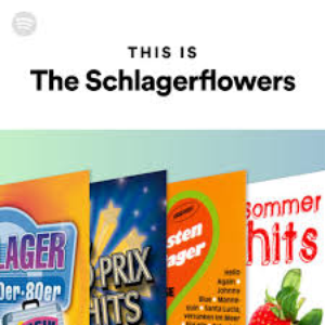 The Schlagerflowers-Du Entschuldige, I Kenn Di