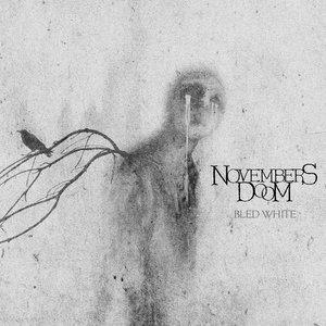 Cover Novembers Doom - Bled White