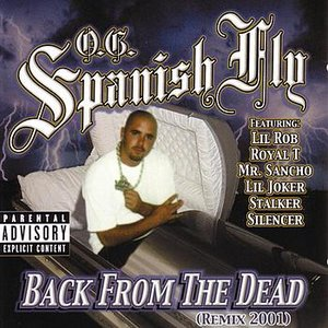 Back From The Dead - Remix 2001