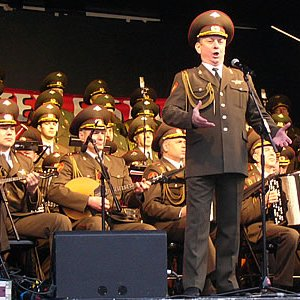 Avatar for The Red Army Choirs Of Alexandrov (Les Choeurs De L'Armée Rouge D'Alexandrov)