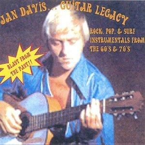 Jan Davis - Guitar Legacy - Blast From The Past