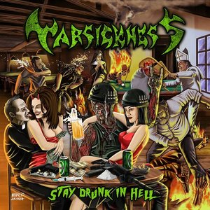 Stay Drunk In Hell