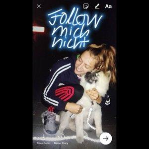 Follow mich nicht
