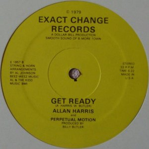Avatar for Allan Harris & Perpetual Motion