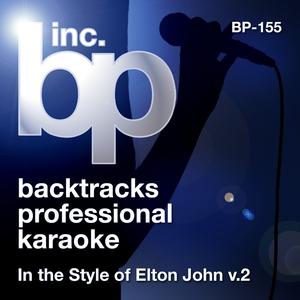 Karaoke - In the Style of Elton John Vol. 2