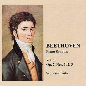 Beethoven: Piano Sonatas Op. 2 Nos. 1, 2, 3