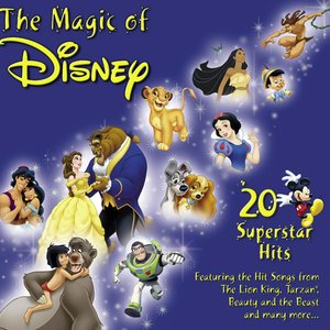 The Magic of Disney: 20 Superstar Hits