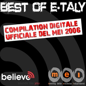 Best of e-taly - la compilation digitale ufficiale del mei 2006