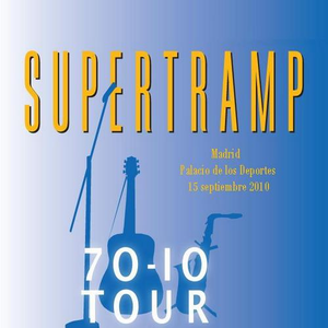 Supertramp - The 70/10 Tour Live 25/10/2010 Zurich - Zortam Music