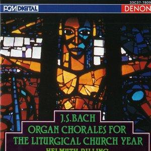 Johann Sebastian Bach: Organ Chorales for the Liturgical Church Year