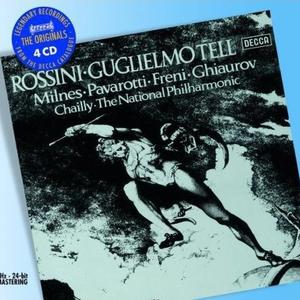 Guglielmo Tell (Ambrosian Opera Chorus & National Philharmonic Orchestra feat. conductor: Riccardo Chailly) (disc 1)