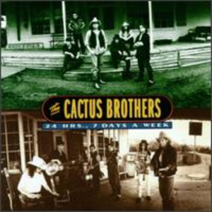 The Cactus Brothers - Highway patrol