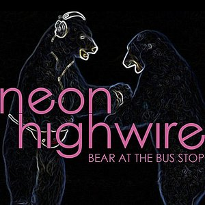 Bear At the Bus Stop