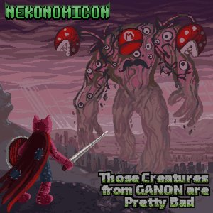 Those Creatures from Ganon are Pretty Bad