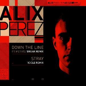 Down The Line (Break Remix) / Stray (Icicle Remix)