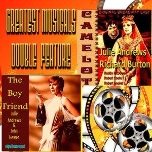 Greatest Musicals Double Feature - Camelot & The Boy Friend (Original Film Soundtracks)