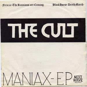 The Cult Maniax EP