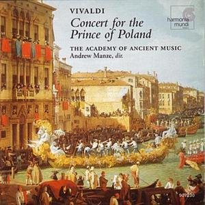 Vivaldi: Concert for the Prince of Poland