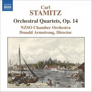 STAMITZ, C.: Orchestral Quartets, Op. 14