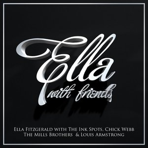 Ella Fitzgerald With Friends