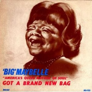 """America's Queen Mother of Soul"" Got a Brand New Bag"