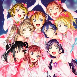Avatar for μ's