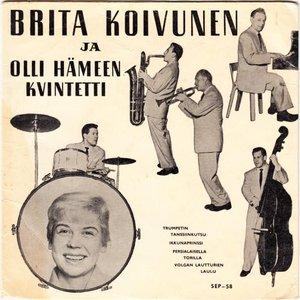 Brita Koivunen ja Olli Hämeen kvintetti