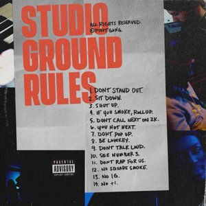 Studio Ground Rules