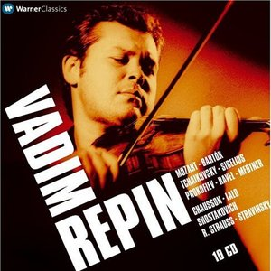 The Collected Recordings of Vadim Repin