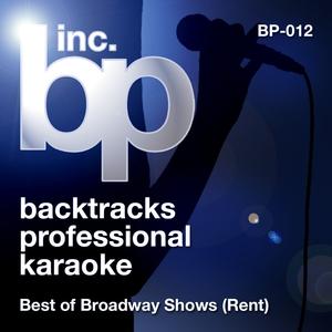 Best of Broadway Shows Vol. 12 (Rent) [Karaoke]