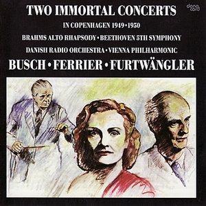 Two Immortal Concerts in Copenhagen
