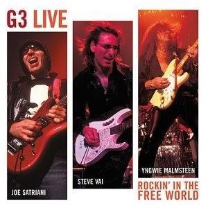 G3: Rockin' In The Free World