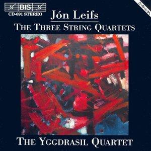Leifs: String Quartets Nos. I-3