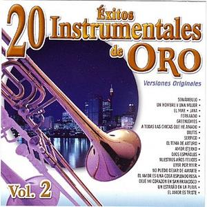 20 Éxitos Instrumentales De Oro Vol. 2