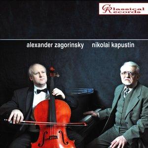 Nikolai Kapustin. Works for Piano and Cello