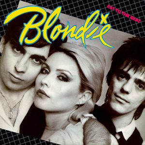 Living In The Real World by Blondie