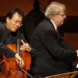 Avatar for Yo-Yo Ma;Emanuel Ax