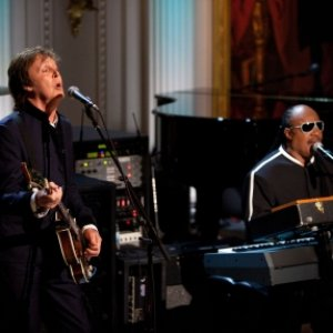 Avatar de Paul McCartney & Stevie Wonder