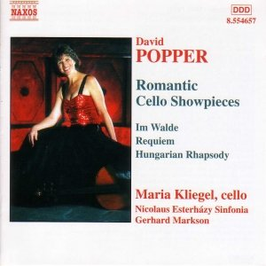 POPPER: Romantic Cello Showpieces