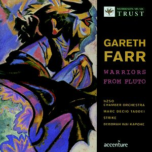 Farr: Warrior From Pluto