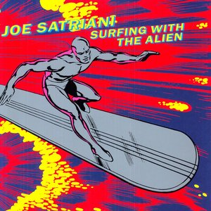 Imagem de 'Surfing With The Alien'