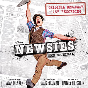 Poster for Newsies (Original Broadway Cast Recording) by Various Artists
