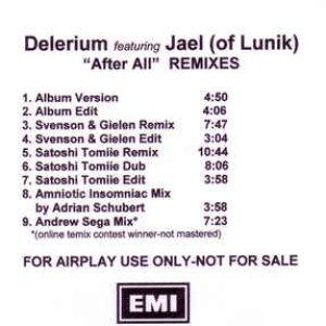 After All Remixes