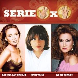 Serie 3x4 (Rocio Jurado, Paloma San Basilio, Mari Trini)