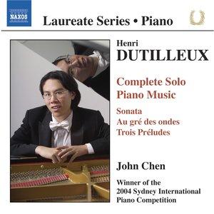 Piano Recital: John Chen