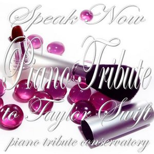 Speak Now Piano Tribute to Taylor Swift